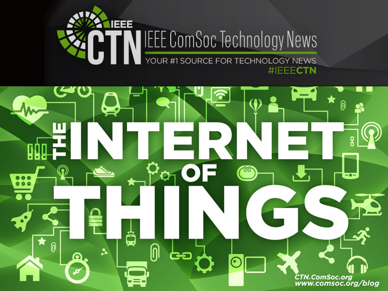 IEEE ComSoc CTN November 2014 Special Issue on IoT