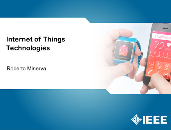 Internet of Things Technologies