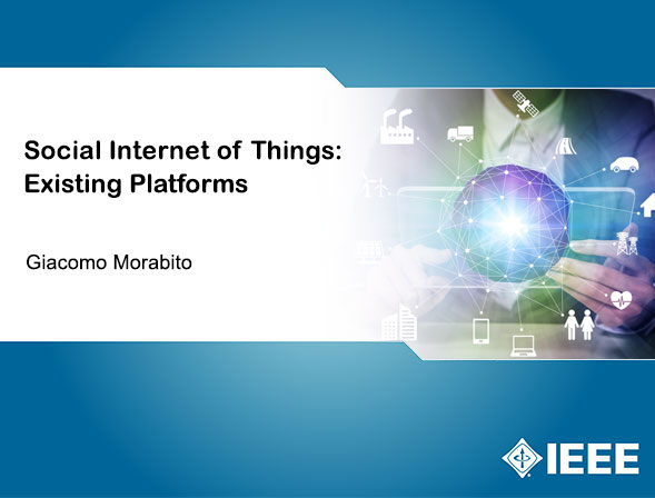 Social Internet of Things: Existing Platforms