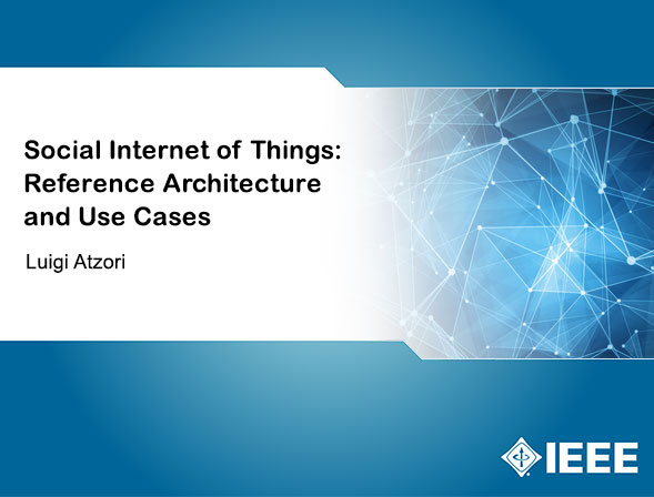 Social Internet of Things: Reference Architecture and Use Cases