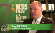 WSIS 2016 Interview: Oleg Logvinov, Chairman, IEEE Internet Initiative