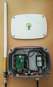 Figure 3: LoRa weather-proof gateway